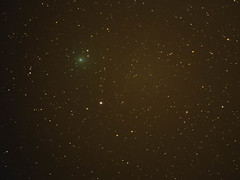 Christmas Comet - 46P/Wirtanen (Jun C Photography) Tags: night olympus microfourthirds omd mkii comet sandiego u43 nightsky em5 nightphotography astrophography skytrackerpro ioptron longexposure 46p markii wirtanen mk2 mft