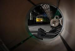 Roll-By (Wulfruna) Tags: grid 56078 colas steel freight railway diesel locomotive bostonsteel uk england washwoodheath steelcoil warehouse metcam metrocammell 6e07