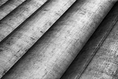 Hamburg-Harburg 1627 (KnutAusKassel) Tags: bw blackandwhite blackwhite nb noirblanc monochrome black white schwarz weiss blanc noire blanco negro schwarzweiss grey gray grau einfarbig architektur architecture building gebäude abstrakt abstract lines linien