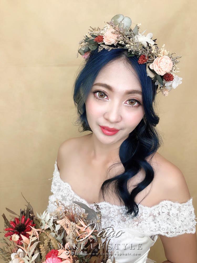 【新秘婕喬】新娘造型創作 / 日系夢幻造型