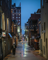 Alley A (Notley Hawkins) Tags: downtown columbia bocomo columbiamissouri notley notleyhawkins 10thavenue missouri httpwwwnotleyhawkinscom missouriphotography notleyhawkinsphotography boonebounty boonecountymissouri architecture downtowncolumbiamissouri city outdoor buildings dusk ninthst ninthstreet alleya tigerhotel bluehour march alley evening alleyarealestate rain rainyevening water reflection reflect puddles 2019