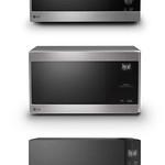 LG Microwave Oven Seriesの写真
