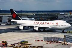 Air Canada  Boeing 747-233B(M) C-GAGB (widebodies) Tags: frankfurt main fra eddf widebody widebodies plane aircraft flughafen airport flugzeug flugzeugbilder air canada boeing 747233bm cgagb