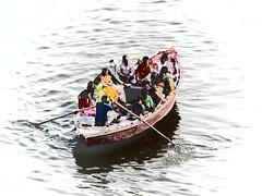 varanasi 2019 (gerben more) Tags: boat varanasi benares ganges ganga river people india