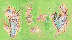 (K)AnalArt_57b (wos---art) Tags: bildschichten kanal art three communication kommunikation flowers blumen tulpen rosen farbkomposition sakrale räume