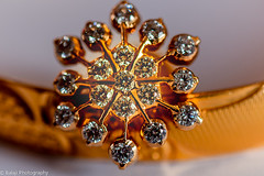 "Sparkles (Balaji Photography : 6.6 Million+ views) Tags: ""macro mondays"" jewelry diamondjewelry sparkles goldjewelry macromondays canon70d canon tamrom macrolens array glitter gold sparkle hmm"