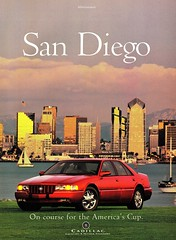 1995 Cadillac Seville (aldenjewell) Tags: 1995 cadillac seville americas cup san diego ad