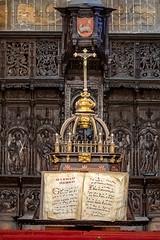 Astorga-Catedral-Facistol del Coro (dnieper) Tags: catedraldeastorga facistol coro astorga león spain españa