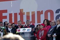 _IMG0465 (i'gore) Tags: roma cgil cisl uil futuroallavoro sindacato lavoro pace giustizia immigrazione solidarietà diritti