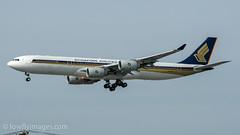 LAX_0239 (paulmassey680) Tags: 9vsgc singaporeairlines a340500 airbus lax california