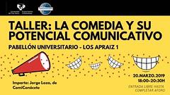 """Taller de """"Comedia y su potencial comunicativo"""" (EHUkultura) Tags: ehukultura upvehu ehu araba"""