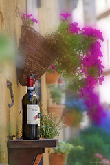 Tuscan flavors (damian.langer) Tags: italy toscana tuscany wine bottle alcohol taste flavour