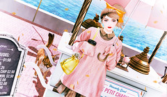 粉红伞 (imp朣) Tags: secondlife second life zenith pink cat cute