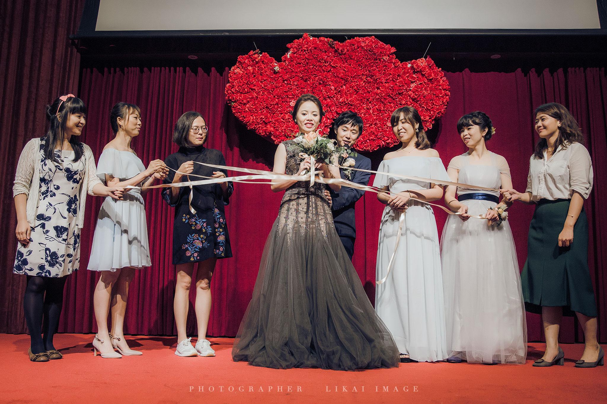 婚禮紀錄 - Lo & Allen - 福容大飯店