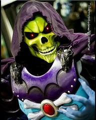 SKELETOR  2018 (THESMOKE007) Tags: skeletor cosplay ericthesmokemoran thesmoke masters of the universe heman nightmarearmorstudios heroes great philadelphia comic con prowrestlerthesmoke