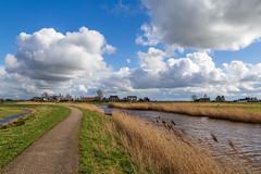 Clouds above Eemdijk (jan.vd.wolf) Tags: cloud clouds eempolder landschap landscpape polder thenetherlands wolken eemnes utrecht nederland nl