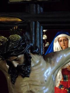 Santísimo Cristo de la Buena Muerte. Hermandad de la Hiniesta. #Sevilla #DomingoDeRamos