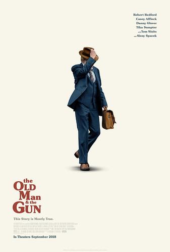 The Old Man The Gun image