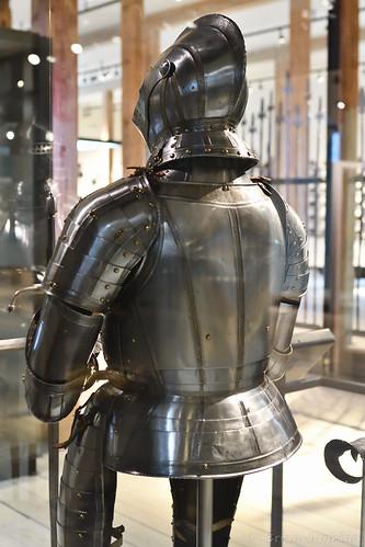 Cuirassier Armour (17th Century)