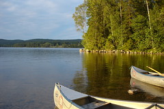 DSC05043 (MSchmitze87) Tags: schweden sweden dalsland kanu canoeing see lake