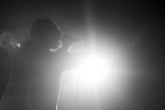 Concert No One Is Innocent (erictrehet) Tags: nikon noir noiretblanc blanc bretagne black chanteur singer fx white monochrome lumière light homme france fullframe f28 d610 sigma musique music portrait personne illeetvilaine rennes concert