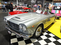 Lancia Flaminia Cabriolet (Touring) 1961 (Zappadong) Tags: lancia flaminia cabriolet touring 1961 bremen classic motorshow 2017 zappadong oldtimer youngtimer auto automobile automobil car coche voiture classics oldie oldtimertreffen carshow