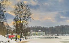 City - Olsztyn (ChristopherD66) Tags: city lake olsztyn starówka ukiel