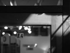 14 (Nick Condon) Tags: blackandwhite door olympus45mm olympusem10 winnetka absoluteblackandwhite bw bokeh urban city lights grey gray black white sparkle olympus 14 shadows reflections shop home glass wall dof dust flickr beautiful explore girls glitter chicagoland northshore rad women