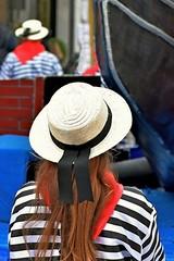 sandolista (nograz) Tags: nograz nikond7200 carnevale gondoliere cappello fvg