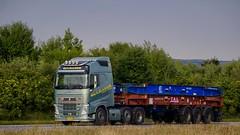 AH79527 (16.08.31)DSC_9223_Balancer (Lav Ulv) Tags: 209540 volvo volvofh fh4 guldagertransport guldager henrikguldager 2013 e5 euro5 6x2 fh460 firstclass green truck truckphoto truckspotter traffic trafik verkehr cabover street road strasse vej commercialvehicles erhvervskøretøjer danmark denmark dänemark danishhauliers danskefirmaer danskevognmænd vehicle køretøj aarhus lkw lastbil lastvogn camion vehicule coe danemark danimarca lorry autocarra danoise vrachtwagen trækker hauler zugmaschine tractorunit tractor artic articulated semi sattelzug auflieger trailer sattelschlepper vogntog oplegger sættevogn motorway autobahn motorvej vibyj highway hiway autostrada