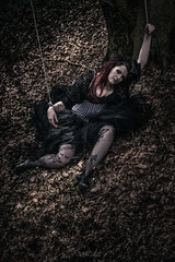 Lost (amateur72) Tags: fujifilm obsidia xt3 beauty model modèle portrait shooting steampunk