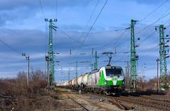 SETG 193 831, Hegyeshalom (Paha Bálint) Tags: setg setg193 siemensvectron vectron br193 freighttrain güterzug