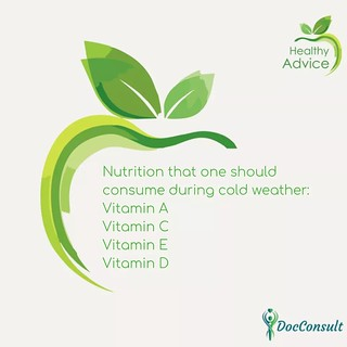 Winters demand special care and a change in diet. Winter meals should include a number of essential vitamins. Winter vitamins are essential for boosting immunity and prevent your skin and hair from dryness and dullness. Winter also comes with mood swings