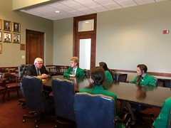 4-H Day at the Capitol (uacescomm) Tags: arkansas 4h capitol