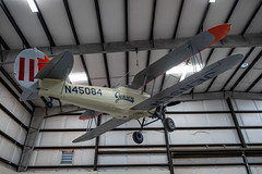 Naval Aircraft Factory N3N-3 (Serendigity) Tags: arizona n3n3 navalaircraftfactory pimaairspacemuseum trainer tucson usa unitedstates yellowperil aircraft aviation hangar indoors museum unitedstatesofamerica