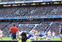 England v France 14 (oldfirehazard) Tags: england engvfra france rugby rugbyunion rufc 6nations sport twickenham london 2019 february international outdoor stadium winter