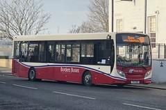 Borders Buses 11716 YY17 GSV (25/02/2019) (CYule Buses) Tags: service60 bordersbuses wcm westcoastmotors enviro200 alexanderdennis alexanderdennisenviro200 yy17gsv 11716