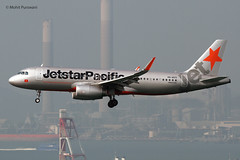 Jetstar Pacific (BL/PIC) / A320-232 / VN-A571 / 01-26-2019 / HKG (Mohit Purswani) Tags: jetstar jetstarpacific vietnam bl pic a320 a320200 airbus airbusa320 airbusa320200 vna571 hkg hkia clk vhhh hongkong finalapproach civilaviation commercialaviation spotting planespotting aviationphotography narrowbody canon 7d 100400 airlines aircraft aviation lcc budgetcarrier