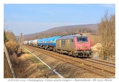 BB 75012 Linéas - Champagney (CC72080) Tags: linéas akiem prima bb75000 locomotive champagney alstom ligne4 gaz wagon