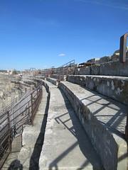 IMG_5810 (Damien Marcellin Tournay) Tags: amphitheatrumromanum amphithéâtre amphithéâtreromain nîmes gard france romains romans gladiators gladiateurs gaulenarbonnaise