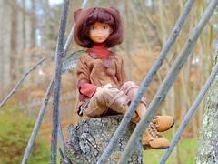 Vantage Point (Forest_Daughter) Tags: atelier momoni ateliermomoni minireira bjd balljointed doll artistbjd artistdoll