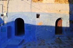 Chefchaouen, Morocco, January 2019 D700 292 (tango-) Tags: chefchaouen bluecity villaggioblu bluevillage morocco maroc 摩洛哥 marruecos марокко المغرب