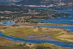 Miño (Jesus Castañeda del Moral) Tags: miño guarda rio agua mar pontevedra portugal fronter galicia paisaje verde