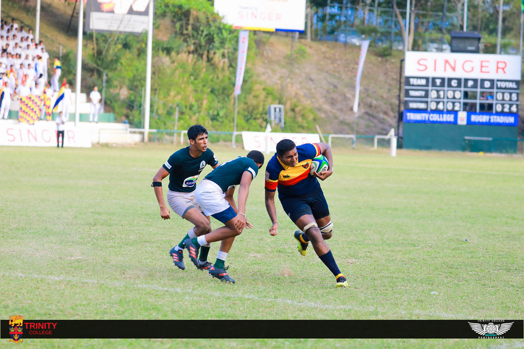 Rugby – Trinity vs Isipathana College Colombo, 10th March