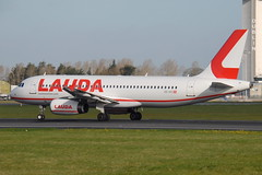 OE-IHD A320-232 Laudamotion (eigjb) Tags: dublin airport eidw international collinstown ireland plane spotting aviation jet transport airliner aircraft airplane aeroplane 2019 airbus a320 oeihd laudamotion a320232 vienna oe341 lauda ryanair