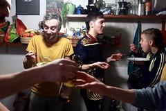 SnaXeS.Croce | Gafacci + Talking Hands + [...] | 02.02.19