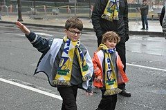 Second Street Irish Society kids