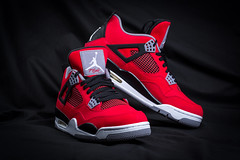Toro Bravo (michaels.jeff) Tags: jordan jordan4 airjordan classic oldschool hiphop michaeljordan retro sneakers shoes sony sonynz sonyalfa shoepics