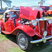 1952 MG TD Midget