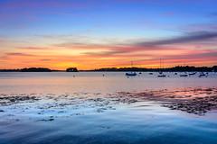 No place like home (aurlien.leroch) Tags: sunset vannes morbihan nikon landscape bretagne bzh golfedumorbihan plage beach